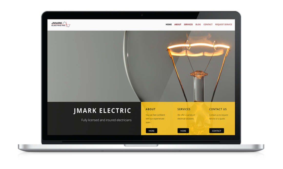 JMark Electric Website