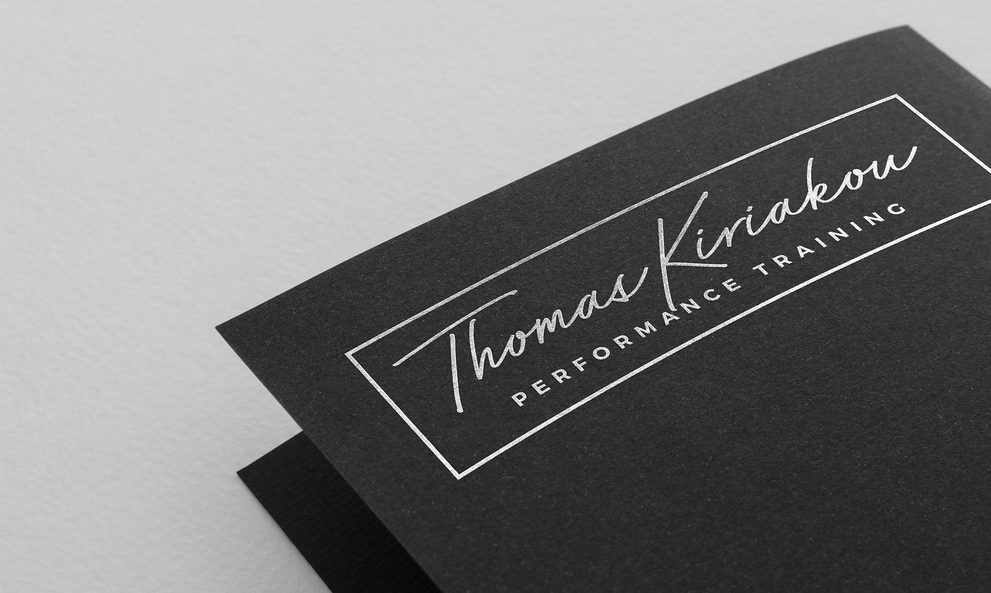 TK Logo Portfolio