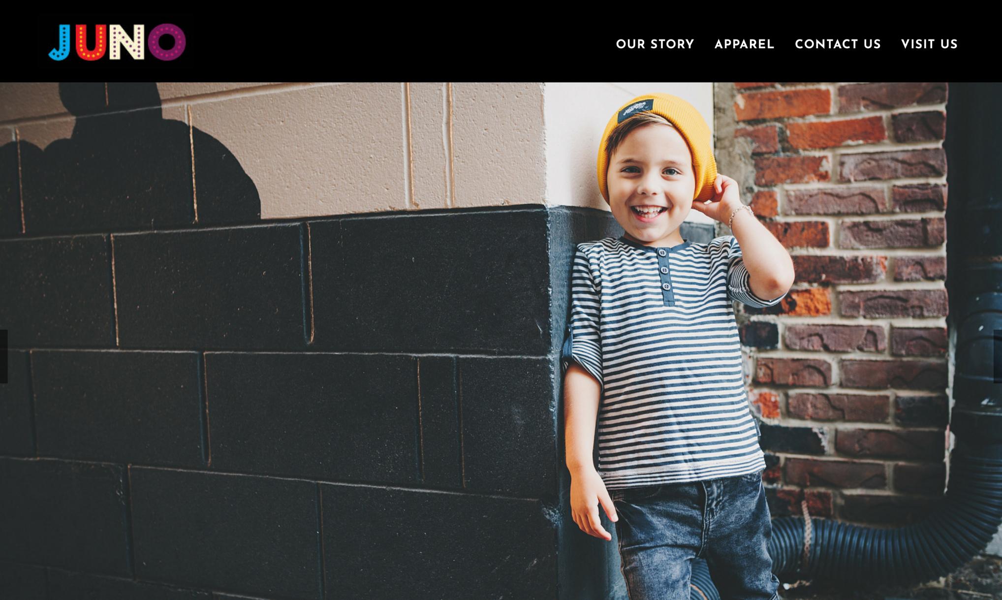 Juno Stratford Web Design