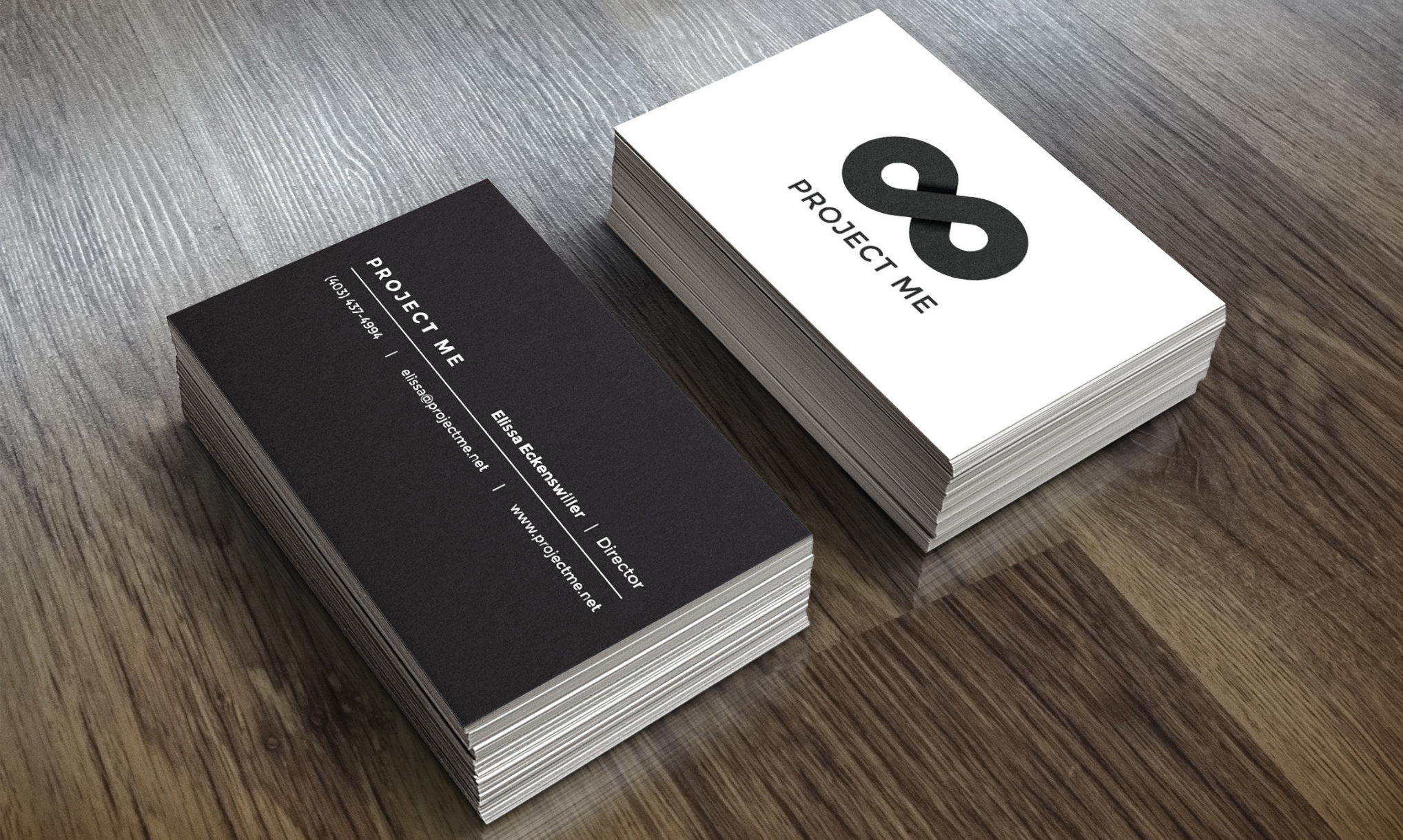 Gilded Agency Professional Business Card Design