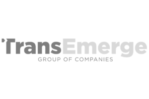 Trans Emerge Logo Design