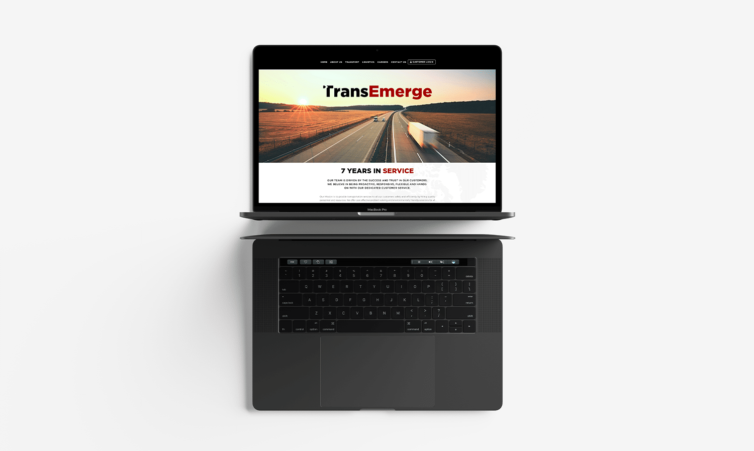 Trans Emerge Web Design and Development